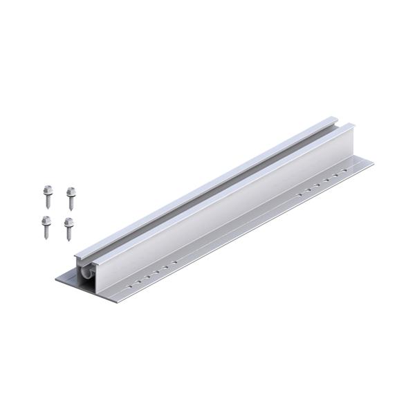 Alumero trapezoidal sheet metal bridge Plus