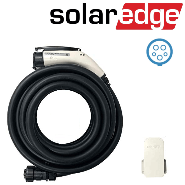 SolarEdge EV charger cable set type I 4.5 m