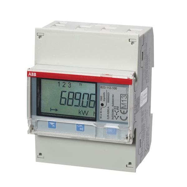 3-phase sensor, RS485 (ABB B23 112-100)