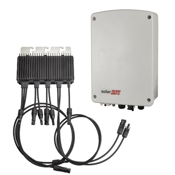 SolarEdge SE2000M + M2640 package