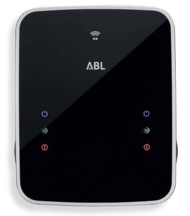 ABL eMH3 TWIN Slave+ 22 kW incl. Backend Basic