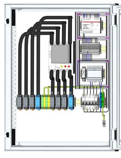 HIS GP protection HNA-0134-0-B002 / 135 kVA 200A