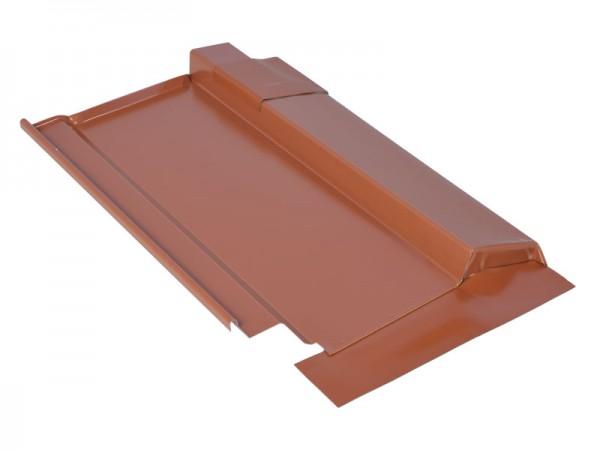Marzari metal roof plate type Grande 280, red