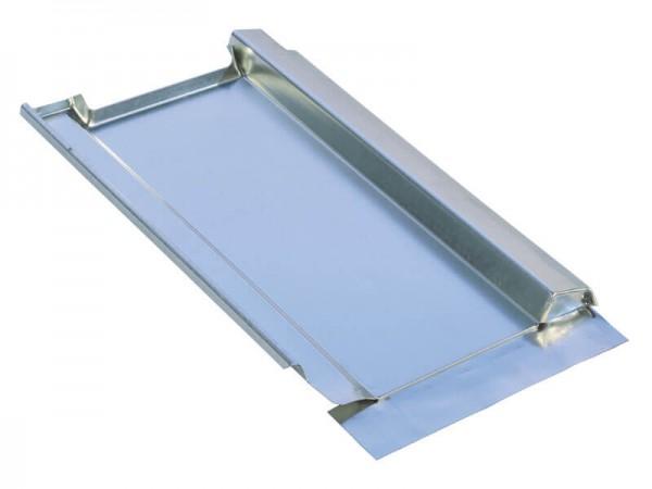 Marzari metal roof plate type Grande 300, red