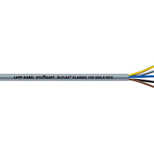 Lapp Oelflex AC connection cable, 5x16 mm², 5 m