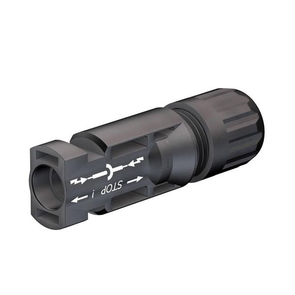 Stäubli MC connector, type 4, 4-6 mm² I, Da 5-6 mm