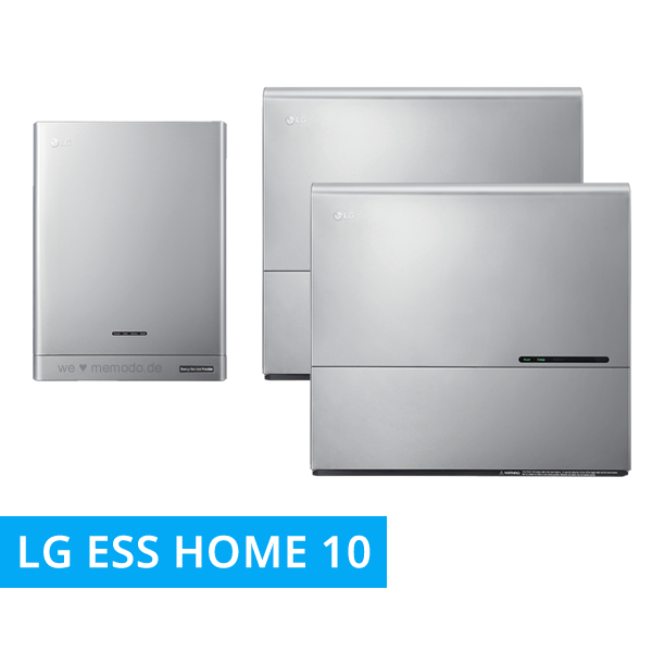 LG Electronics ESS Home 10 with 14 kWh solar battery