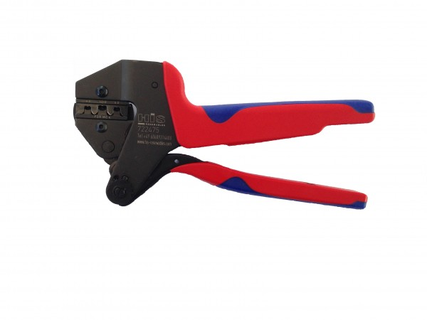 MC4 crimping pliers, 4-6-10 mm², with locator