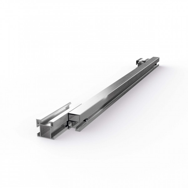 Mounting Systems telescopic rail end piece 4/35 CS, 720-0058