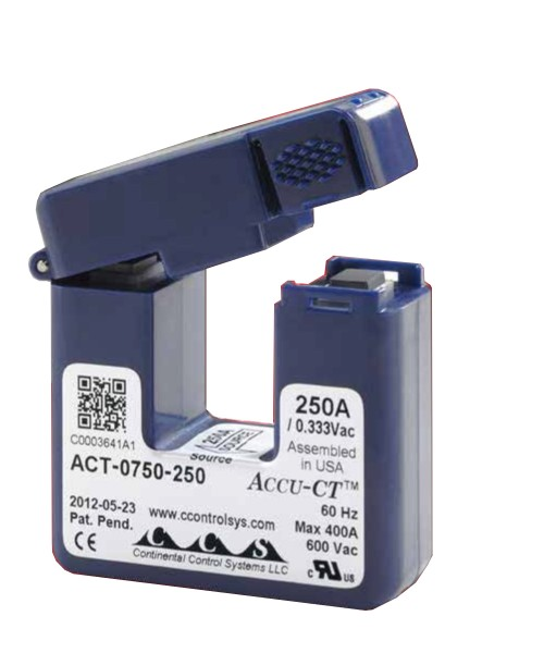 SolarEdge current sensor type 250A SE-ACT-0750-250
