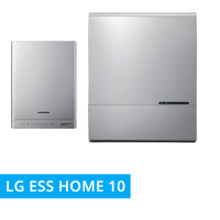 LG Electronics ESS Home 10 with 10 kWh solar battery