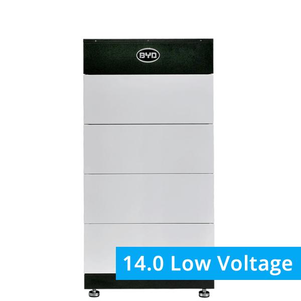 Retrofitting BYD Battery Box Low Voltage BCU