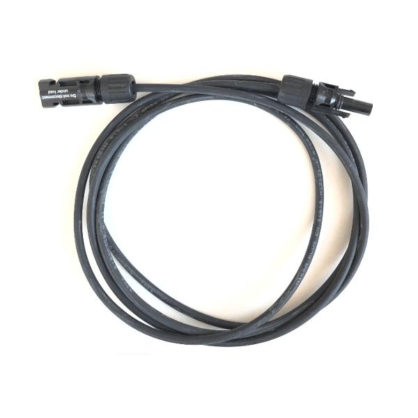 Solar cable extension MC4 8m