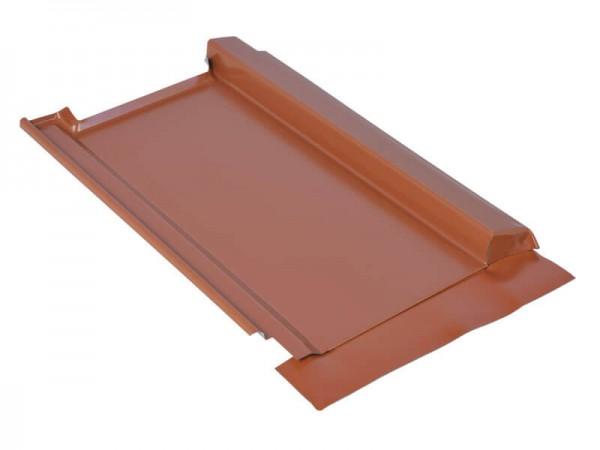Marzari metal roof plate type Grande 290, red