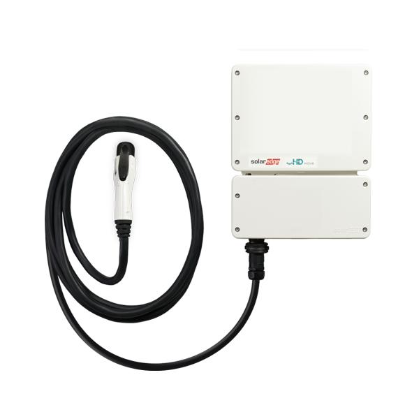 SolarEdge SE5000H N4 EV charger