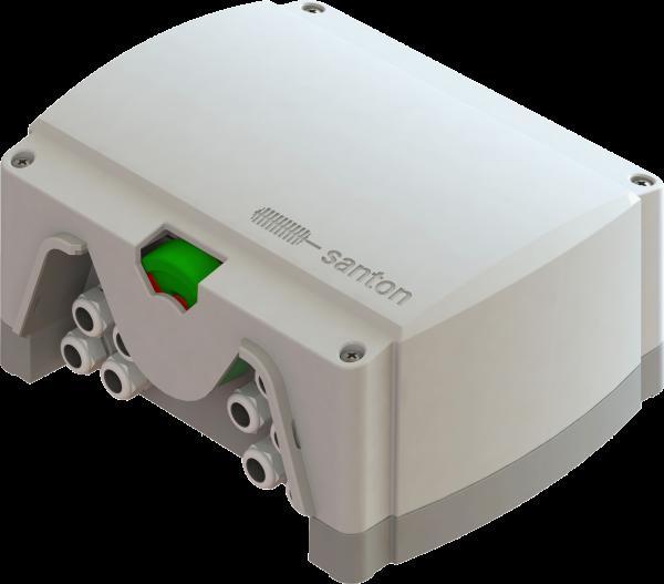 Fire prevention circuit breaker Santon for 2 MPP, 20A, terminals