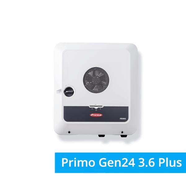 Fronius Symo Gen24 3.6 Plus