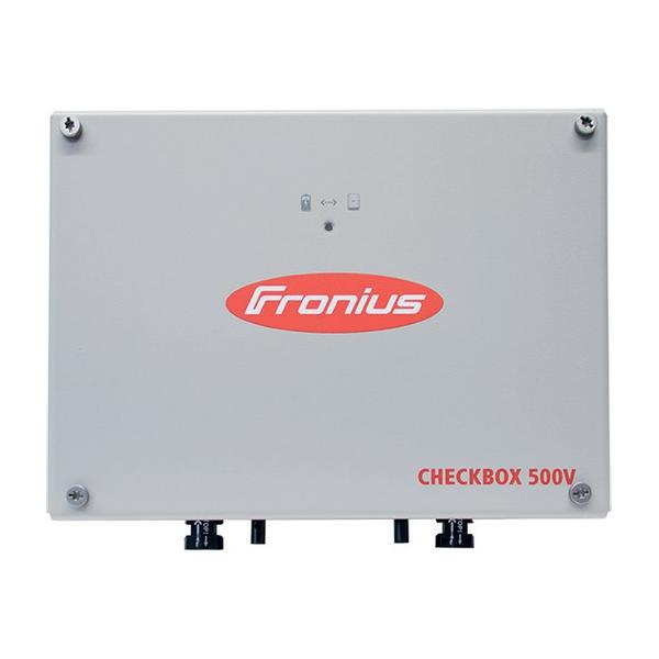 Fronius Checkbox for LG Chem Resu H