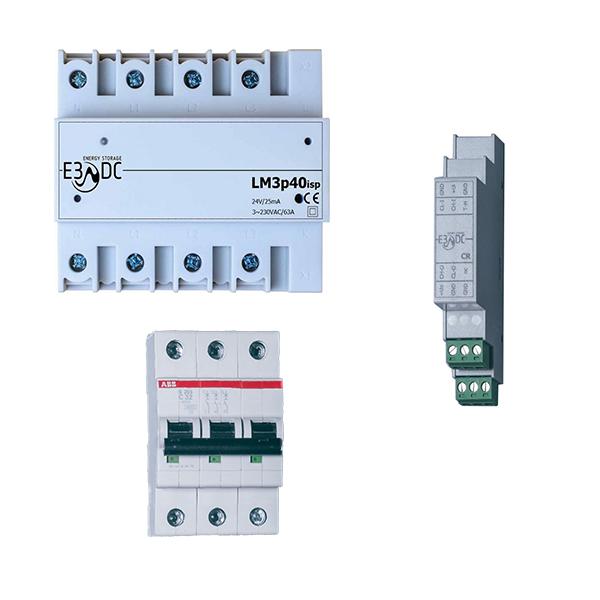 E3/DC auxiliary inverter connection set
