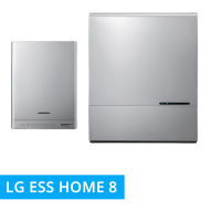 LG Electronics ESS Home 8 with 10 kWh solar battery