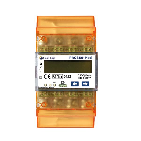 Solar-Log Pro 380 RS485 direct measurement